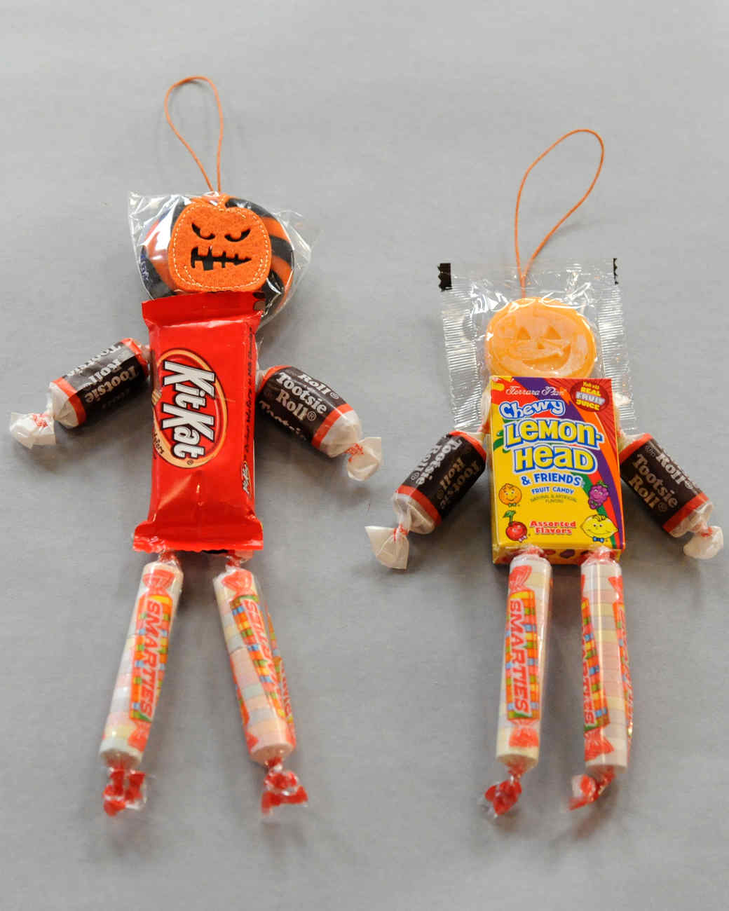 Halloween Candy People & Video