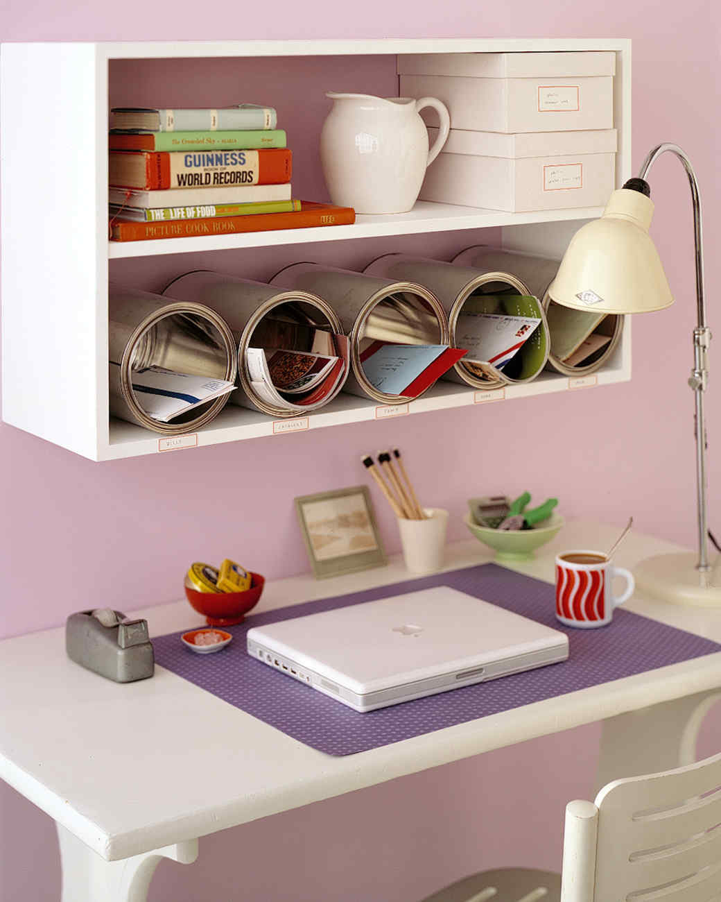 Easy Diy Projects For Instant College Dorm Chic Martha Stewart