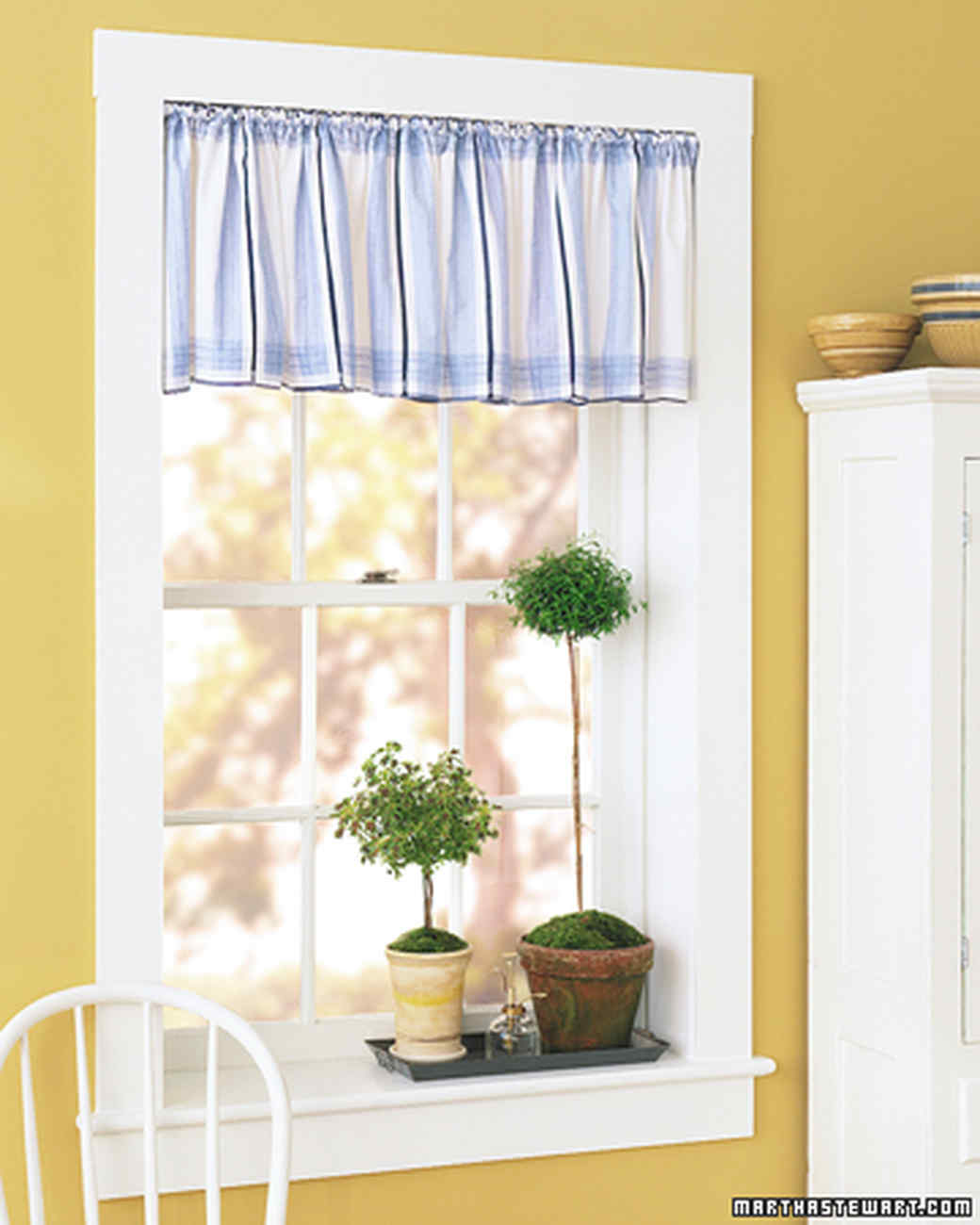 How to make decorative curtains 41