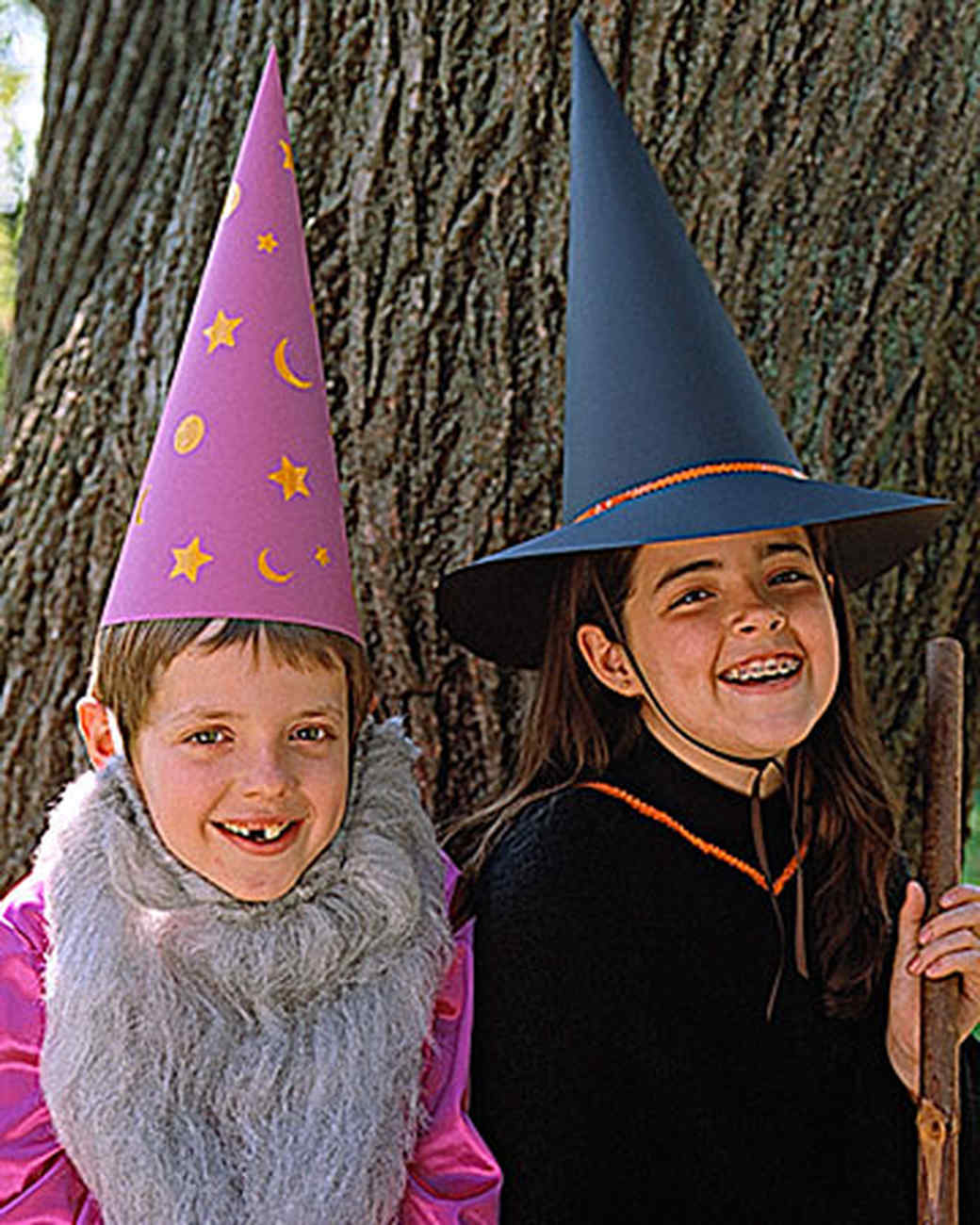 Wizard and Witch Costumes: Witches' Hats