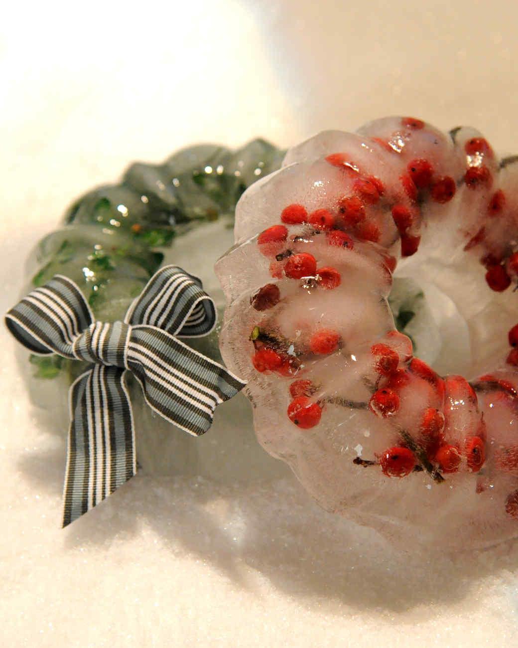 Ice Wreath