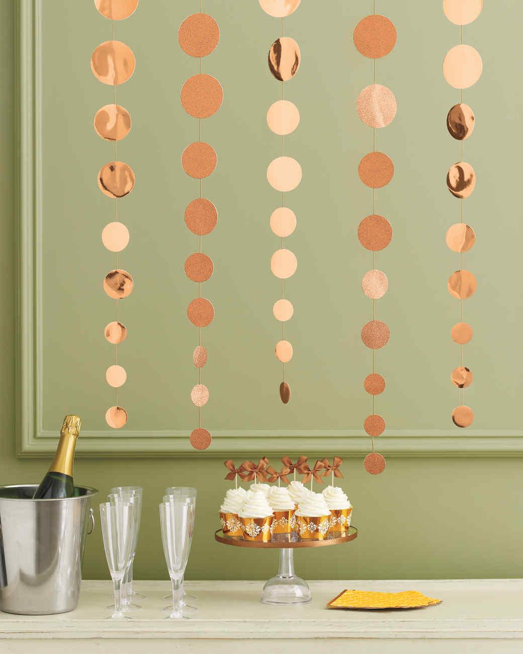 Fall Party Decor Ideas from Martha Celebrations   Martha Stewart