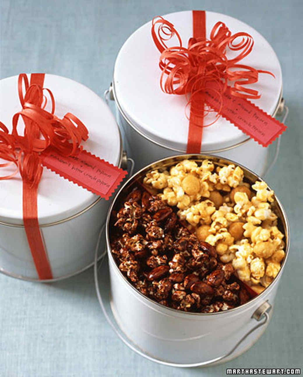 Popcorn Tins | Martha Stewart