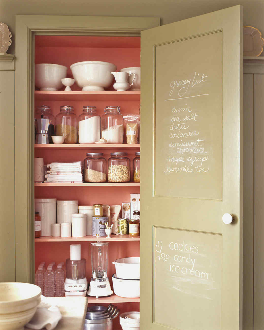 pantry reminder - Kitchen Organization Ideas