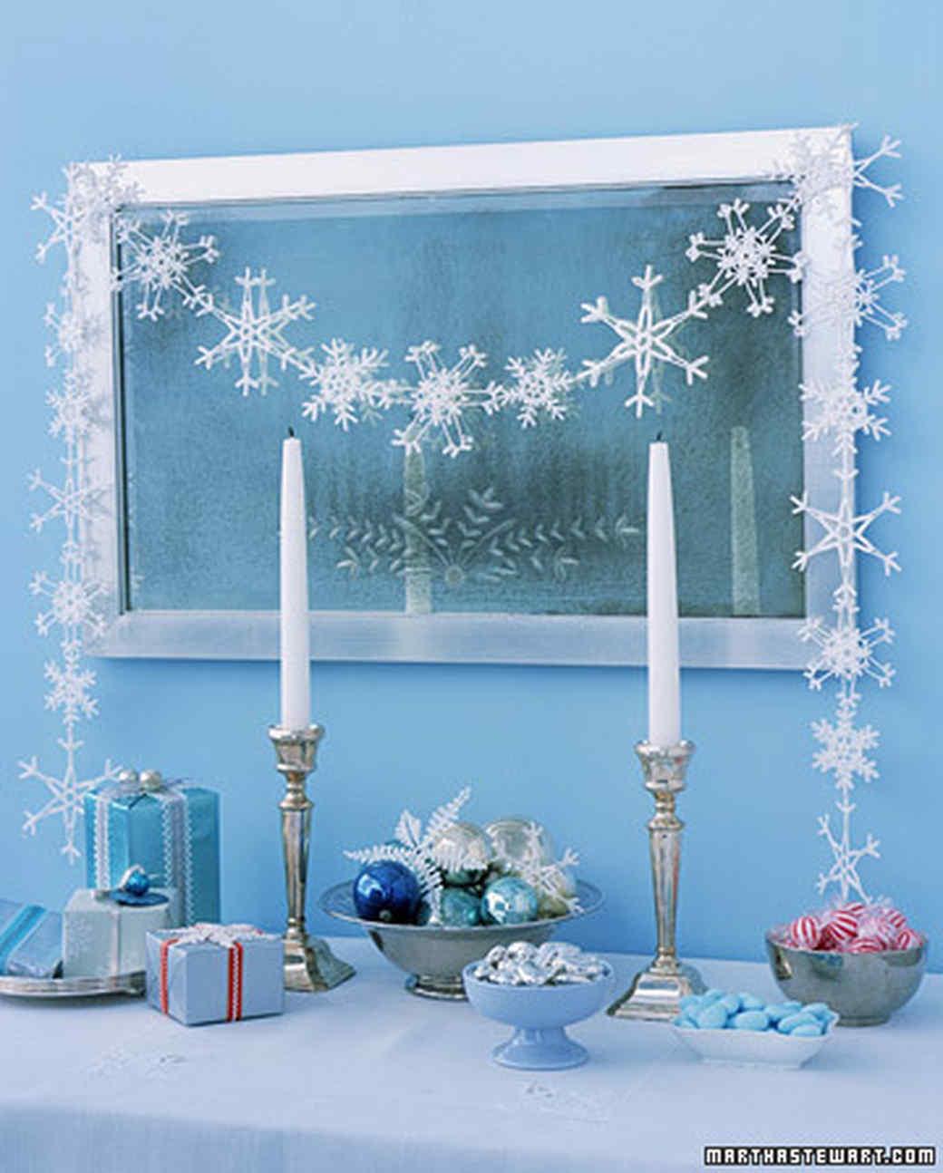 Snowflake Decorations | Martha Stewart