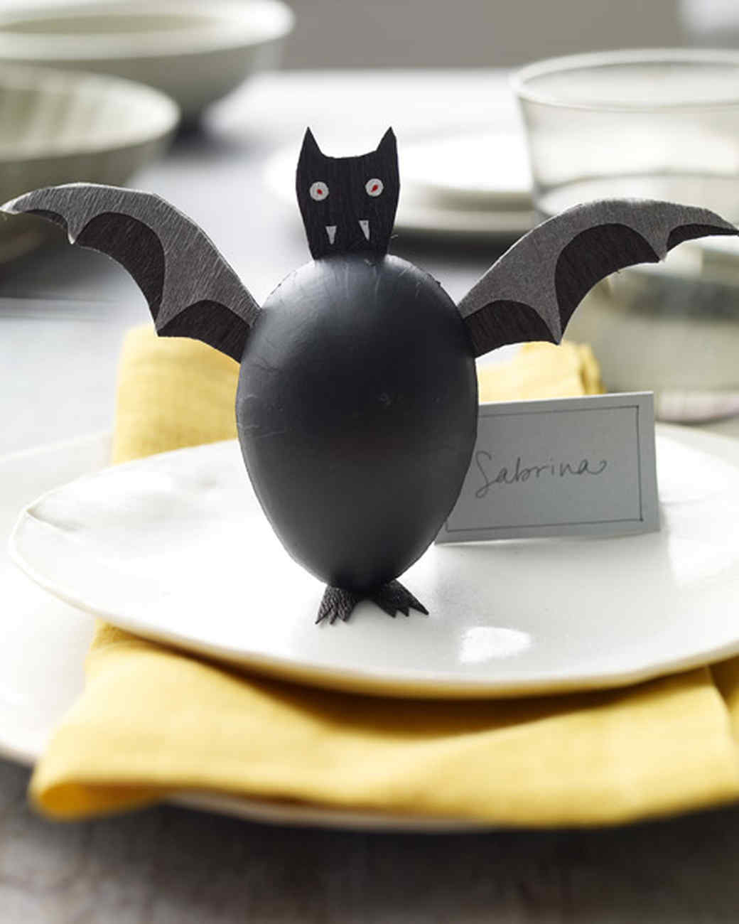 Clip Art and Templates for Halloween Treats | Martha Stewart
