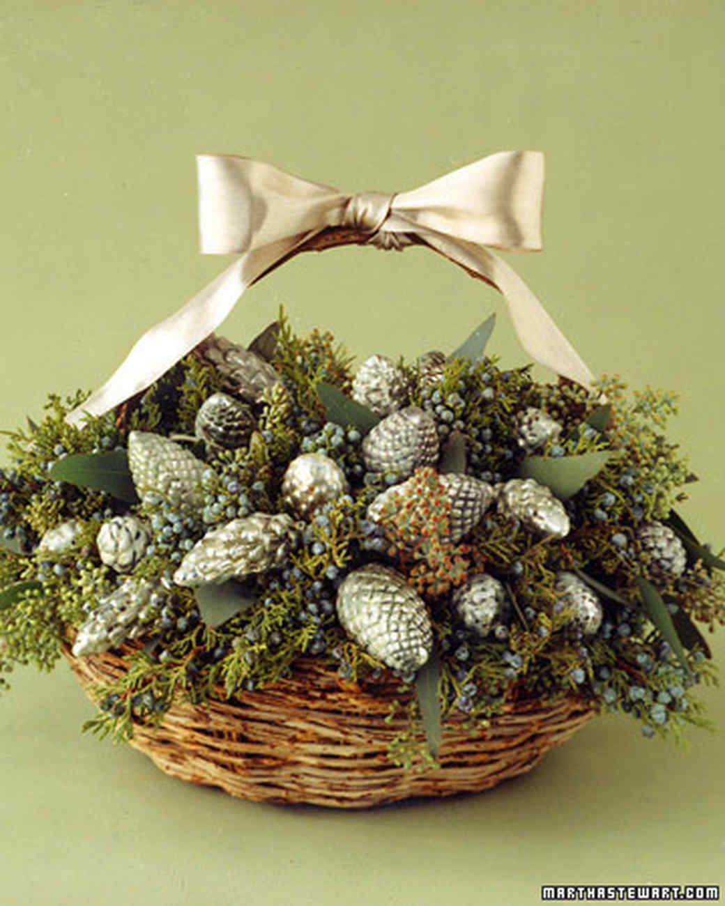 Ornament Basket