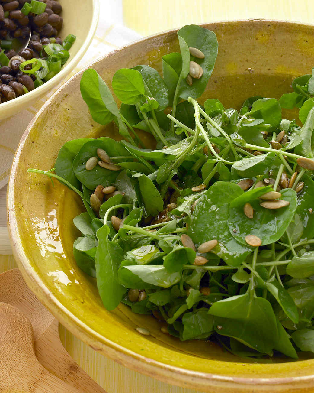 Watercress and Pepita Salad