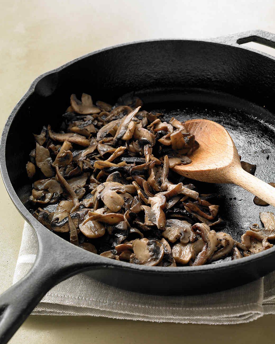 Sauteed Mixed Mushrooms