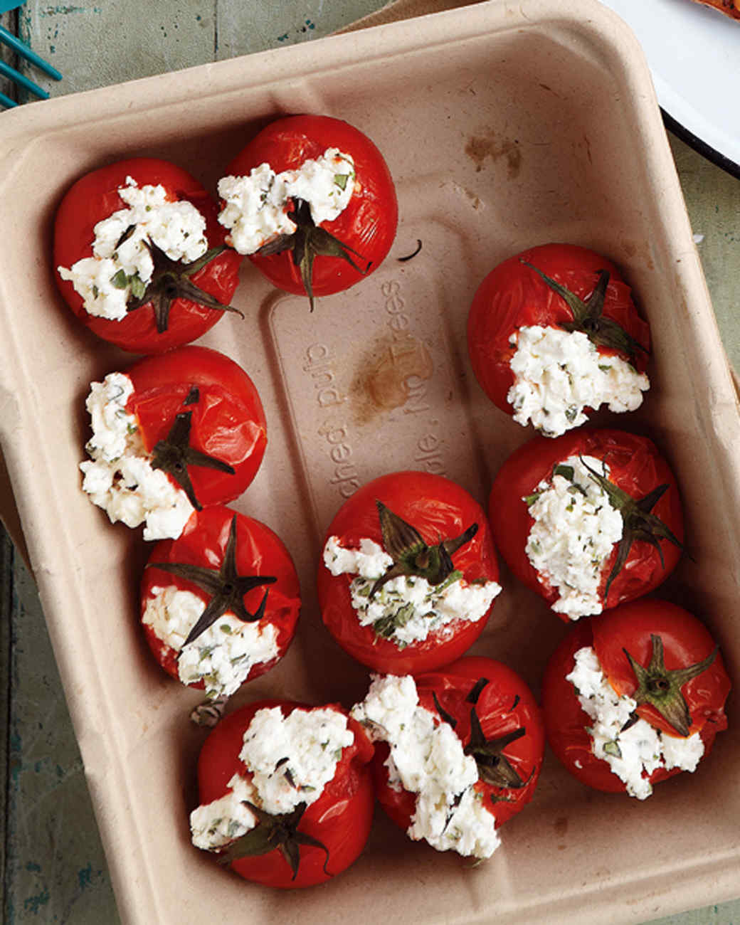 Stuffed Tomatoes