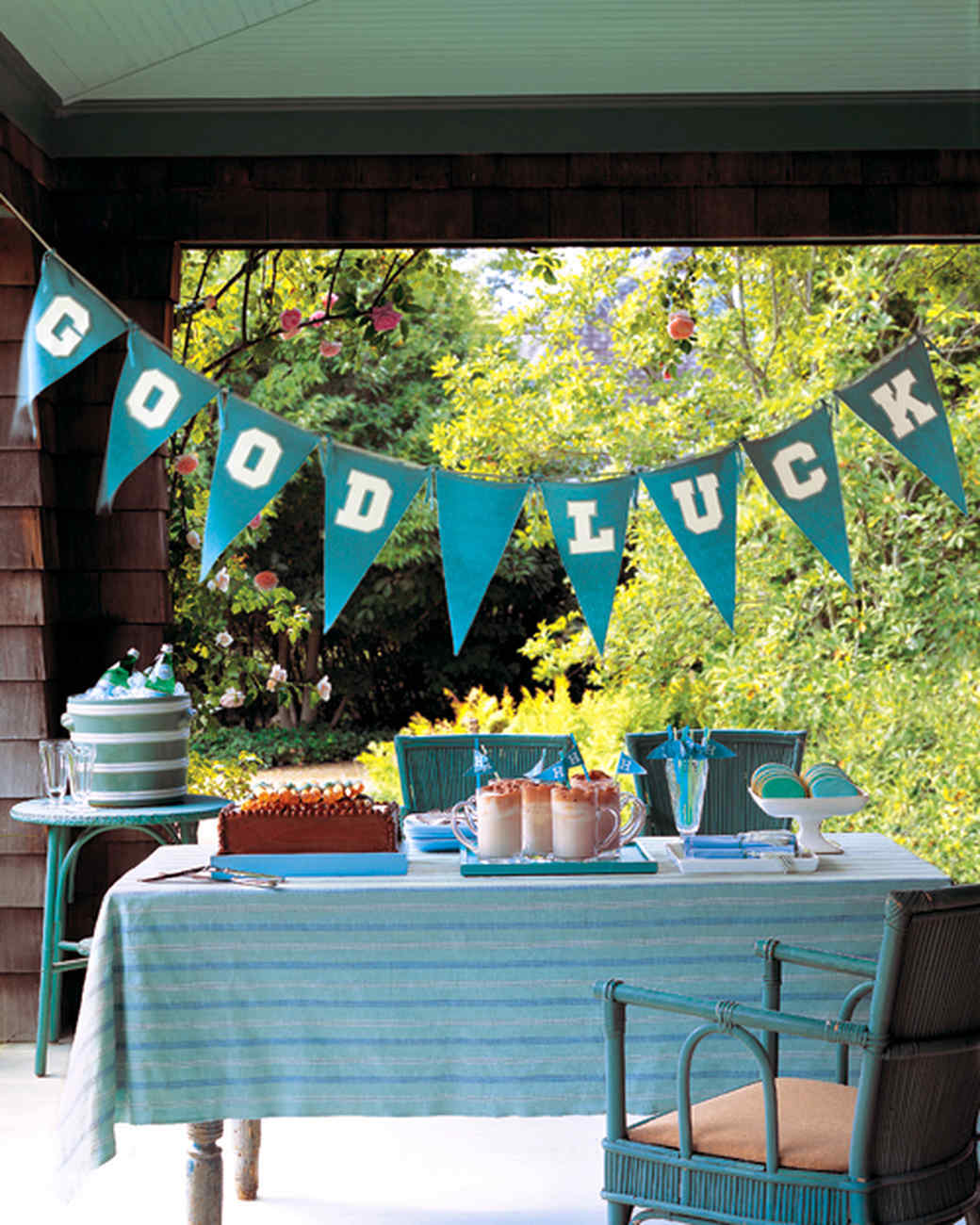 Graduation Party Crafts and Decorations | Martha Stewart