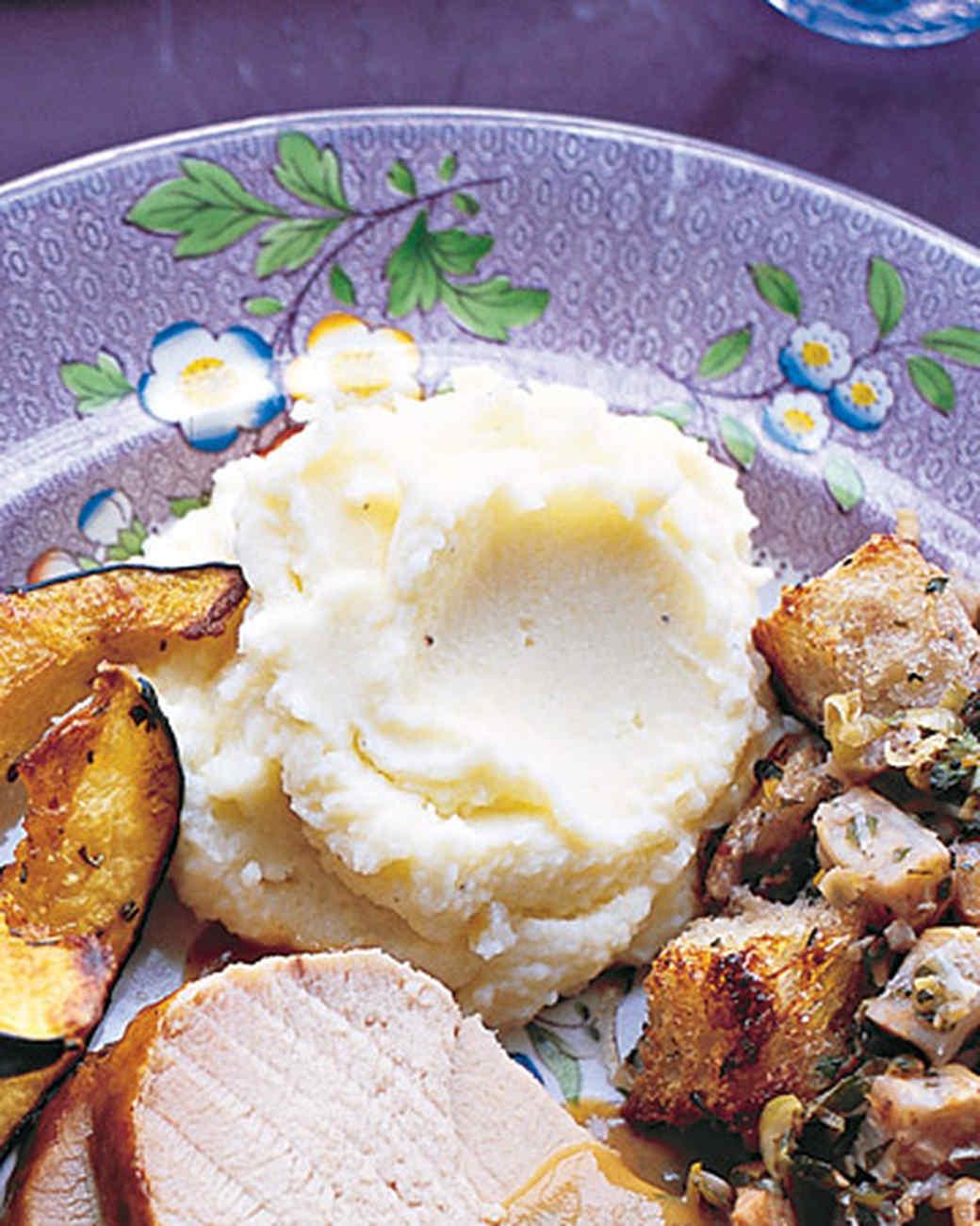 Classic Mashed Potatoes
