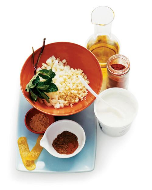Spiced-Yogurt Marinade