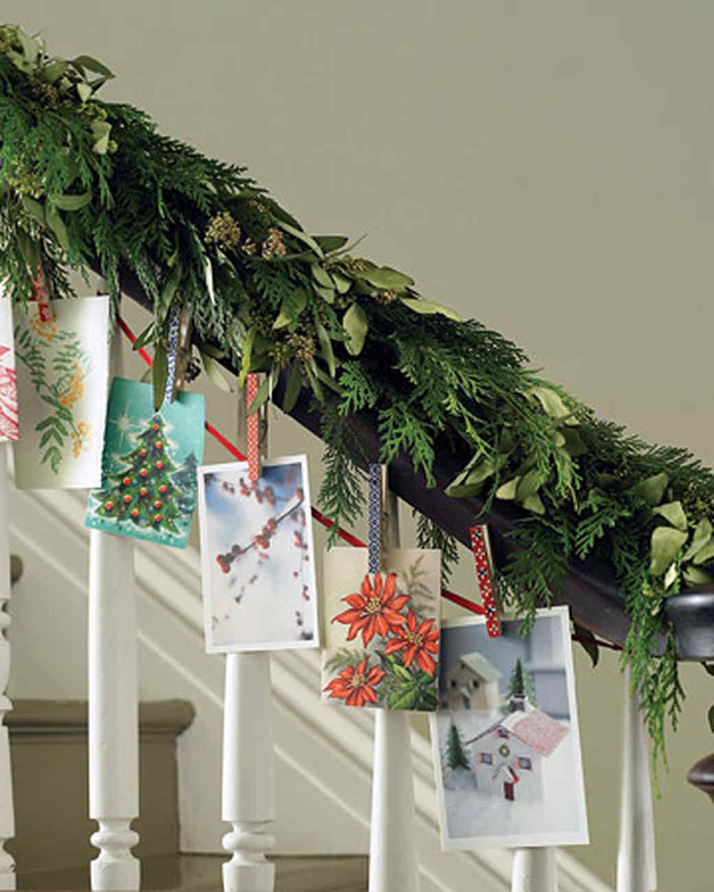 Deck the Halls: DIY Decorations for Christmas | Martha Stewart
