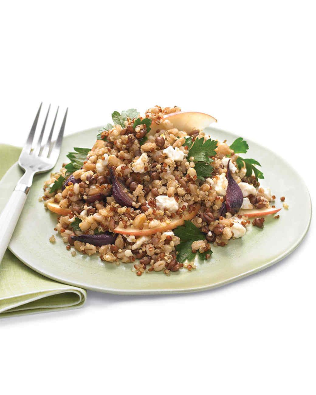 Five-Grain Salad