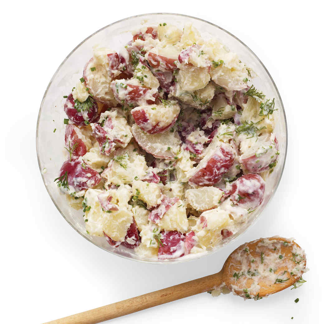 Buttermilk Potato Salad