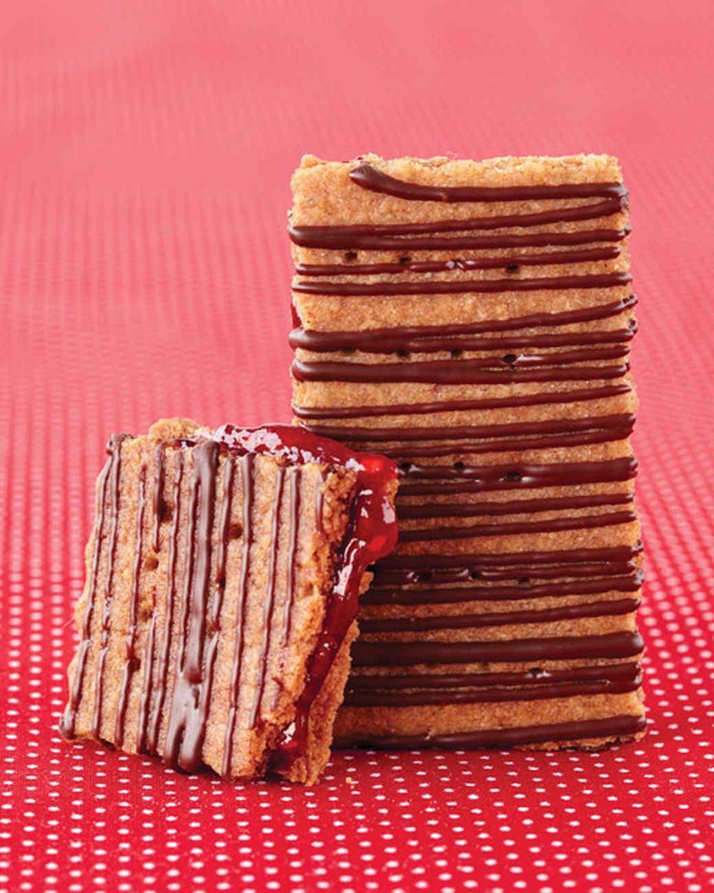 Jennifer's Graham Cracker Sandwiches