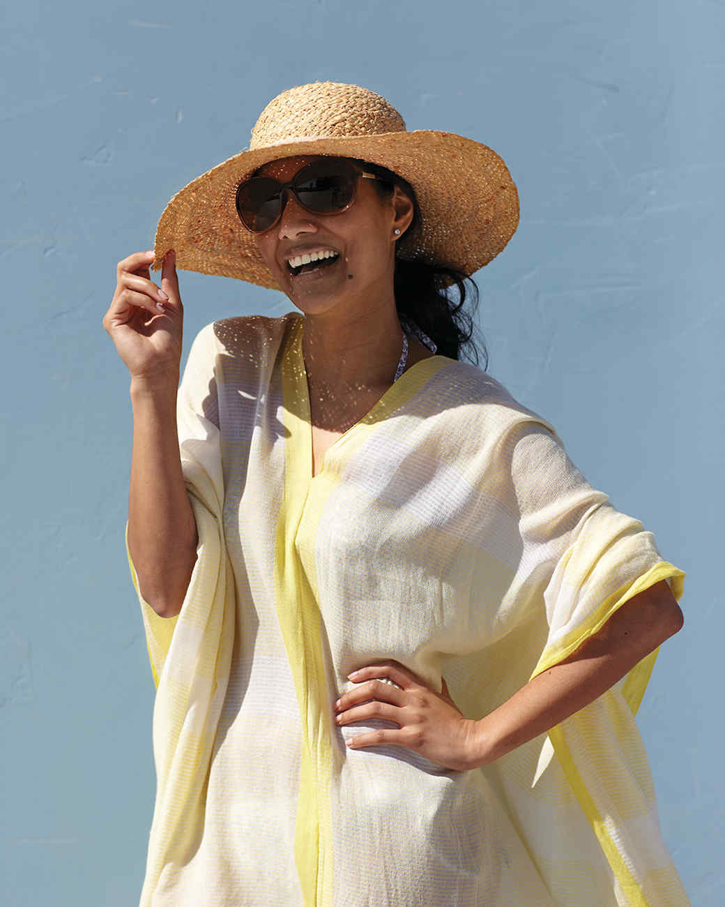 ff069512bc Scarf Beach Cover-Up