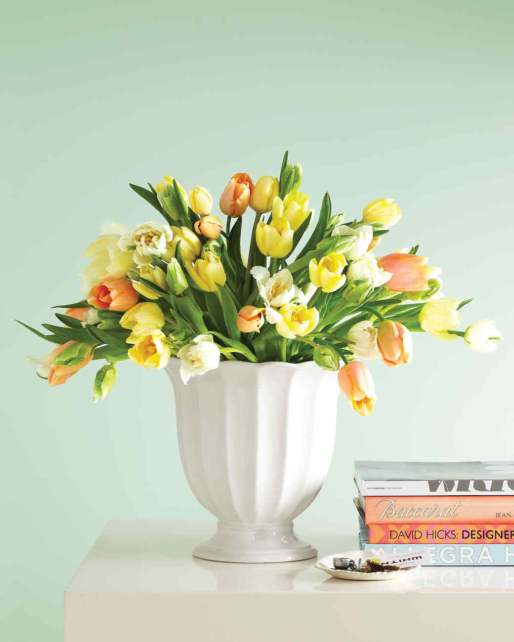 Tulip arrangements martha stewart floridaeventfo Images