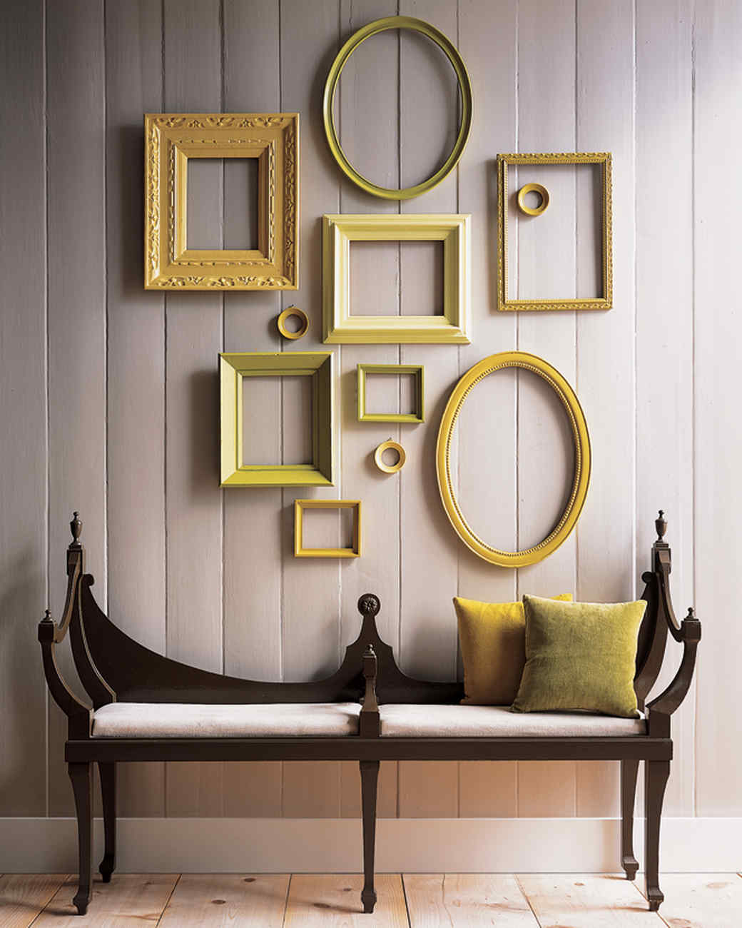 Frame and mirror projects martha stewart frame art jeuxipadfo Image collections