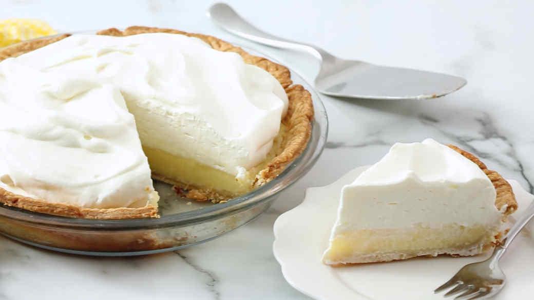Lemon Cream Pie