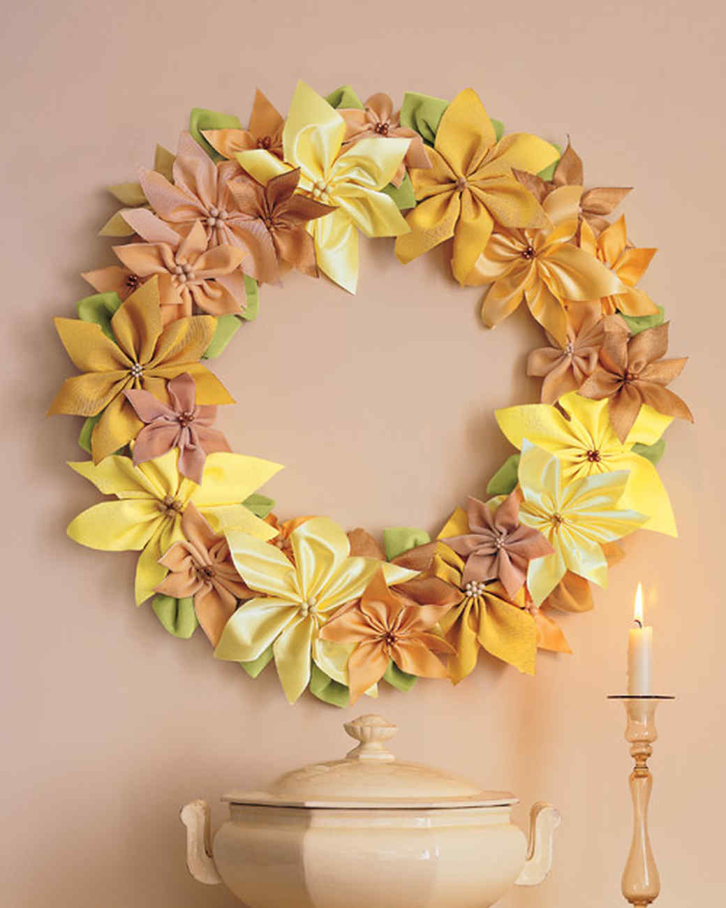 Christmas Wreath Design