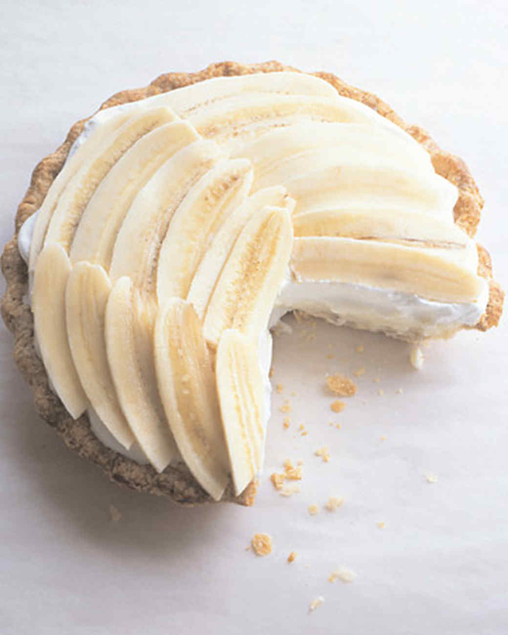 Banana Cream Pie Recipe & Video | Martha Stewart