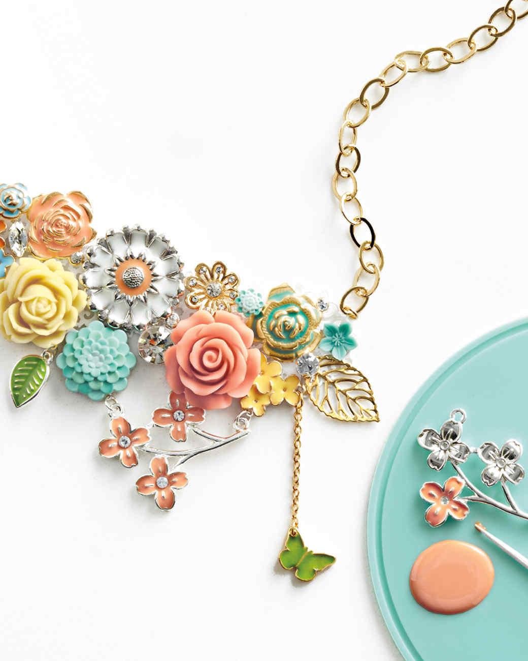Make It Yours: Martha Stewart Crafts Jewelry