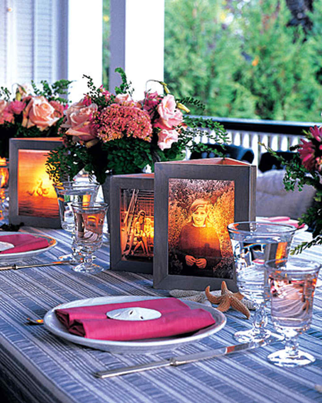 Party Lighting Ideas Martha Stewart