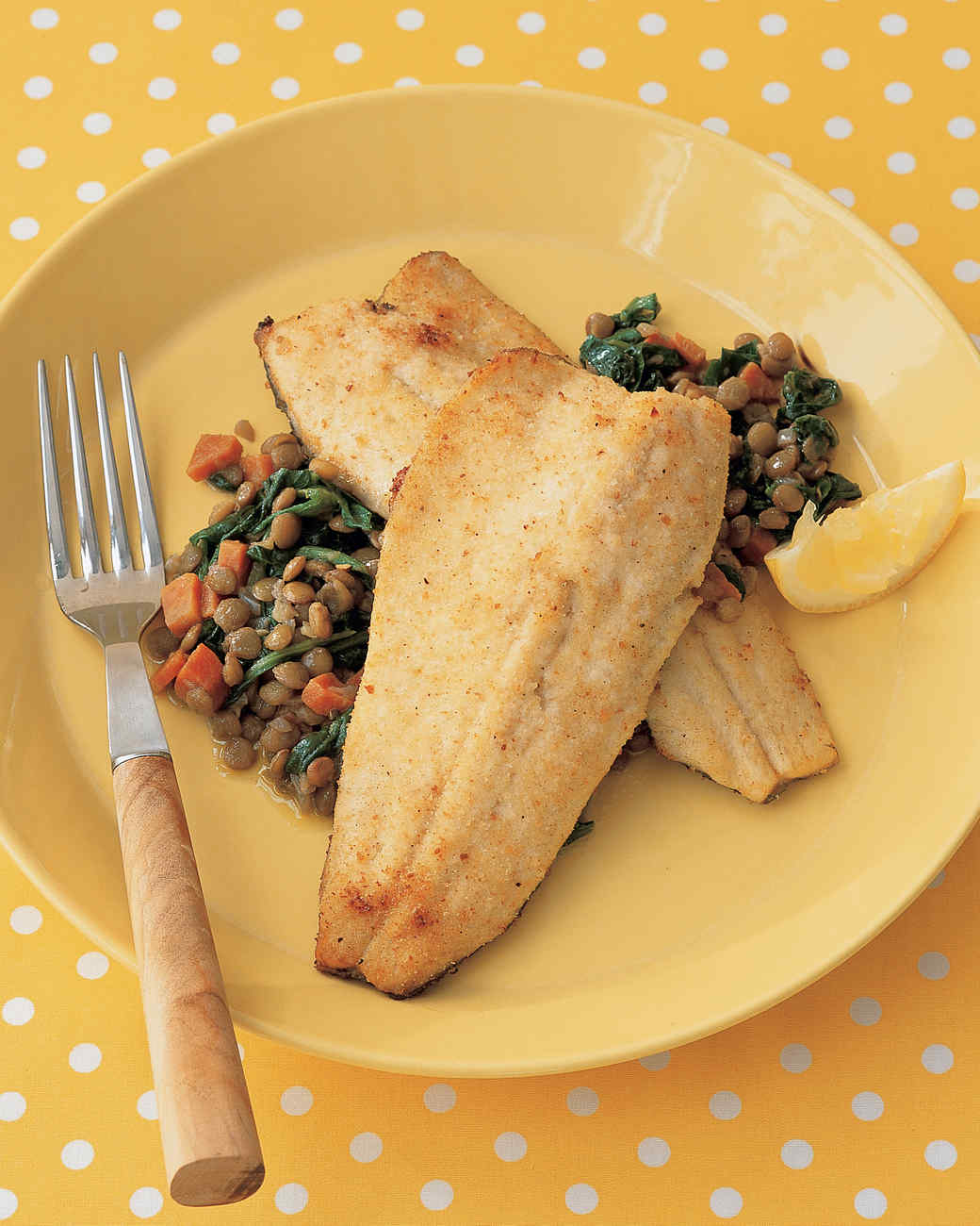 Fried trout - a delicious source of omega-3 fatty acids 43