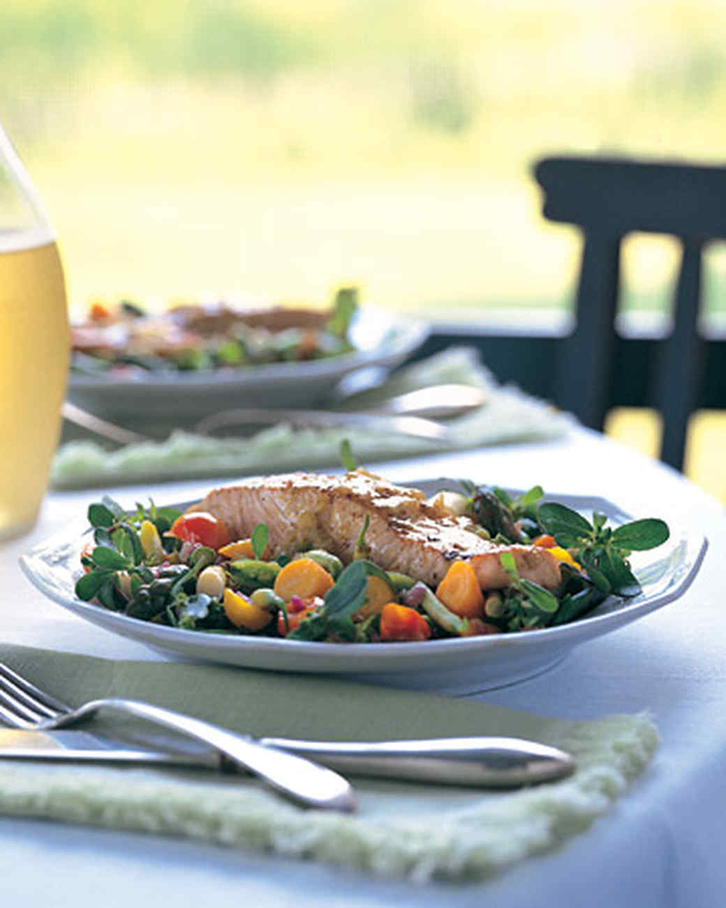 Spring Dinner Party Menu Ideas Part - 41: Martha Stewart