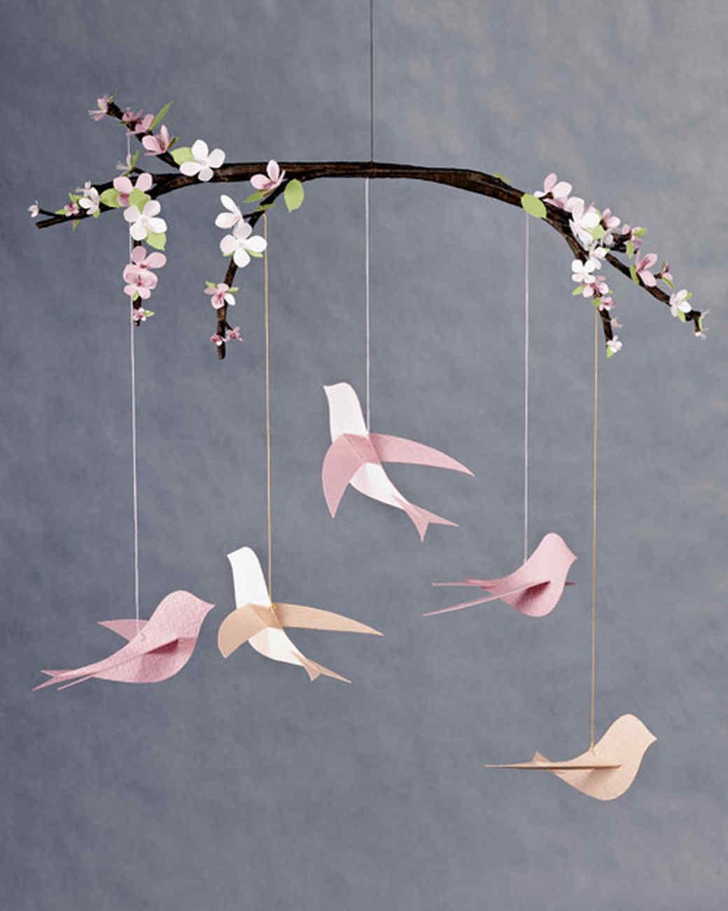 Handmade Baby Shower Ideas Part - 44: Martha Stewart