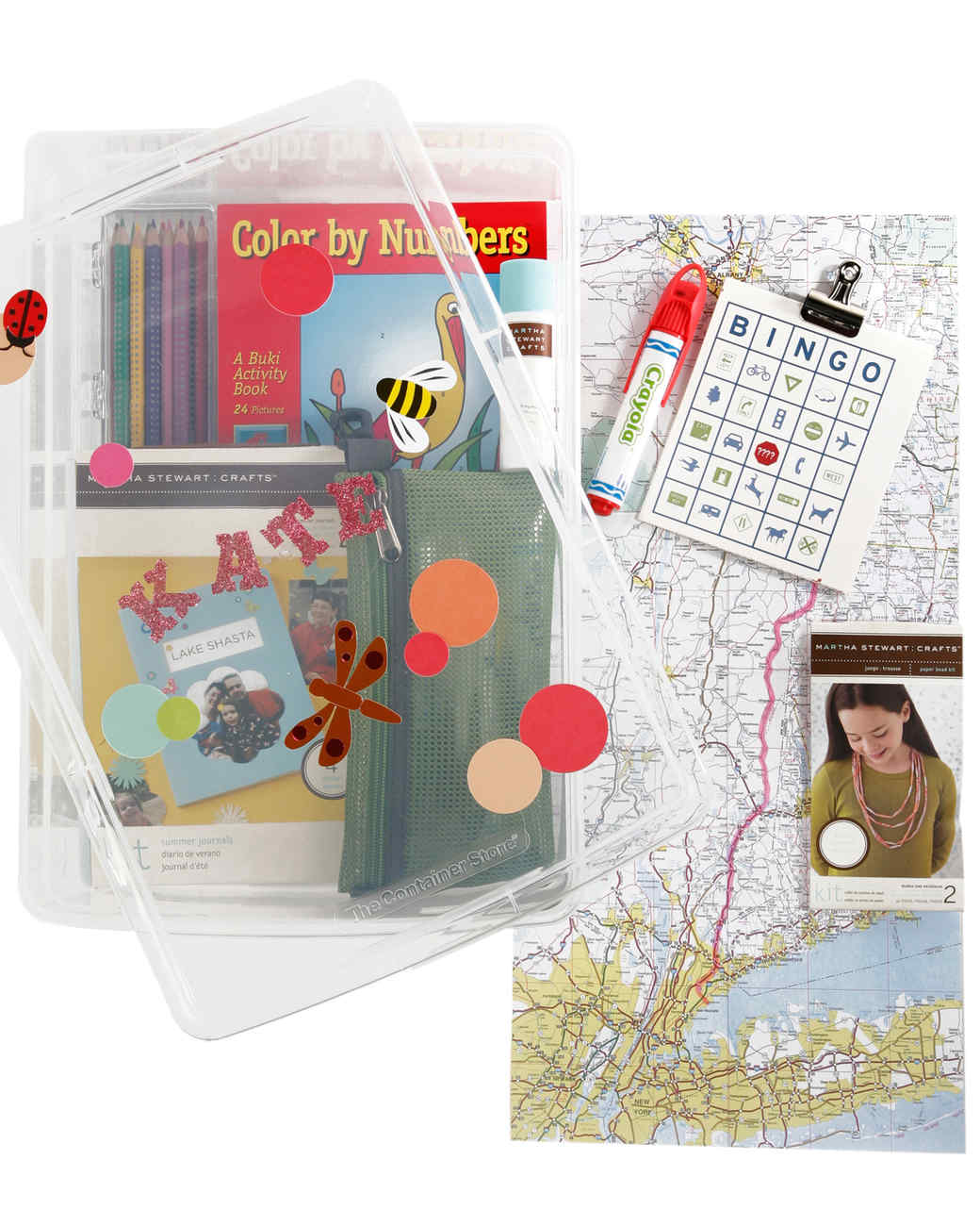 Kids' Travel Kit