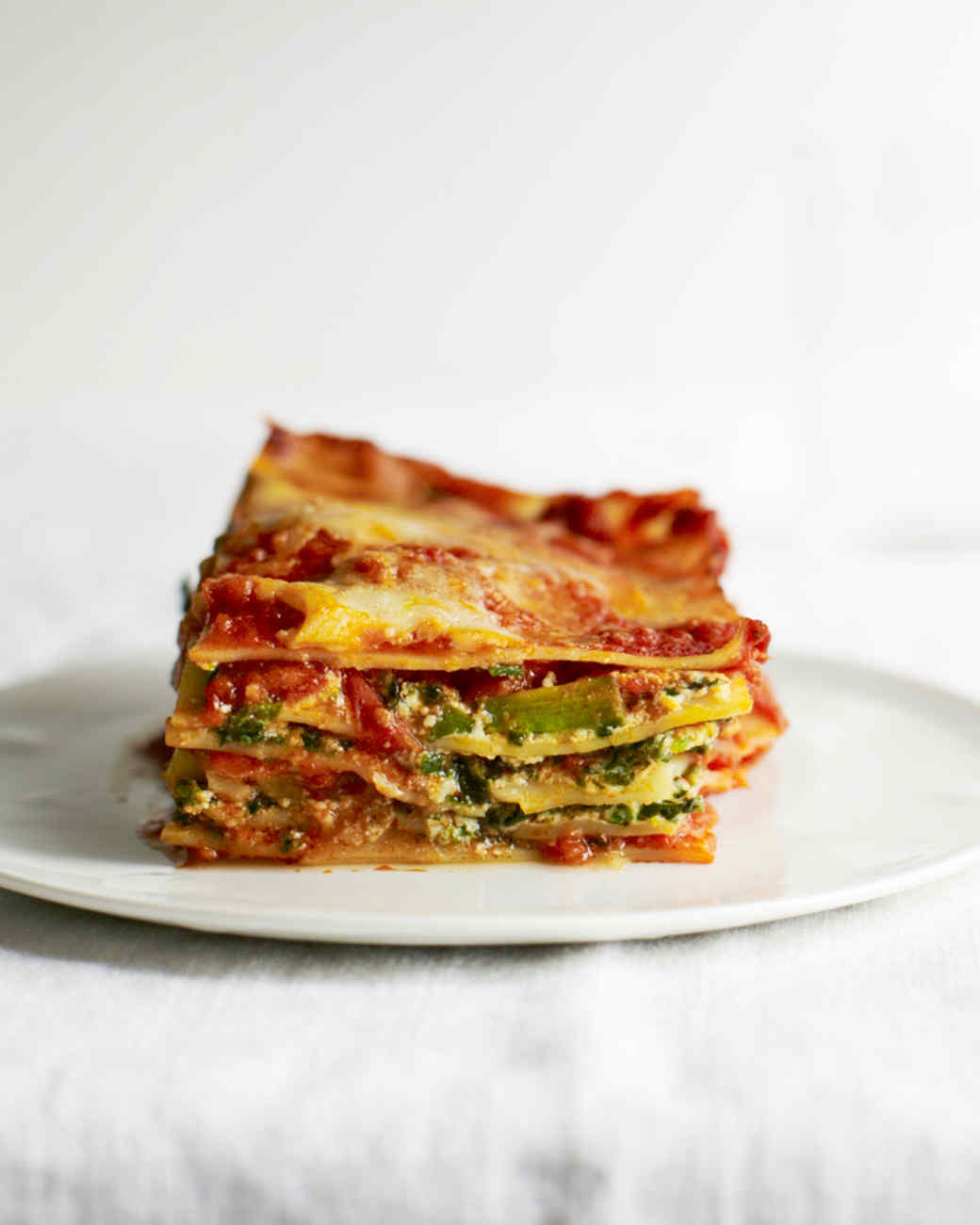 Very Vegetable Lasagna