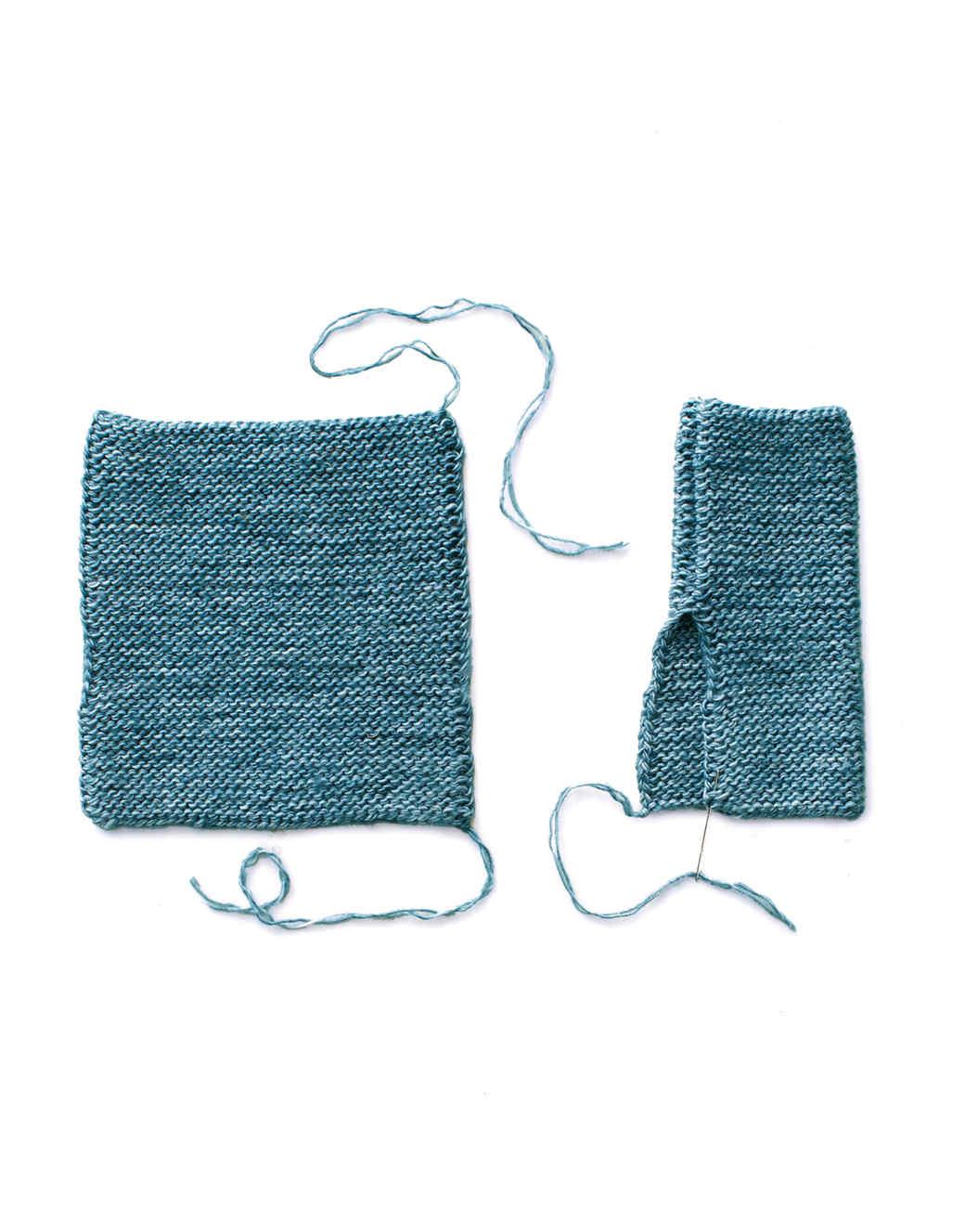 Child's Knit Hand Warmer