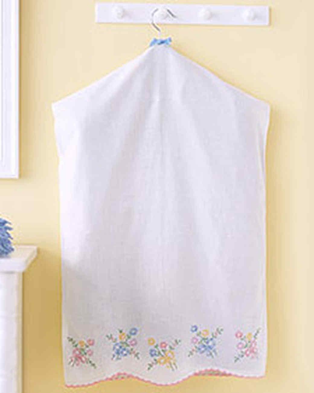 Pillowcase Garment Bag