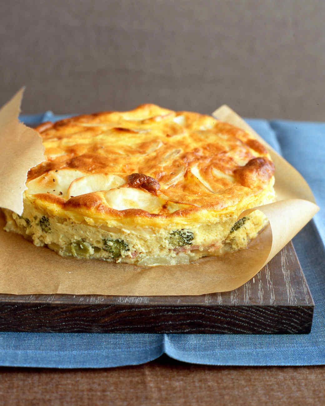 Ham-and-Potato Bake