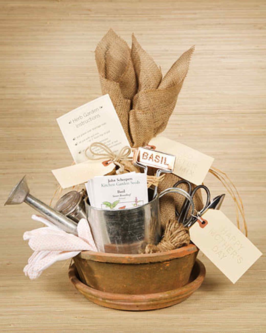 Mother's Day Herb Garden Kit