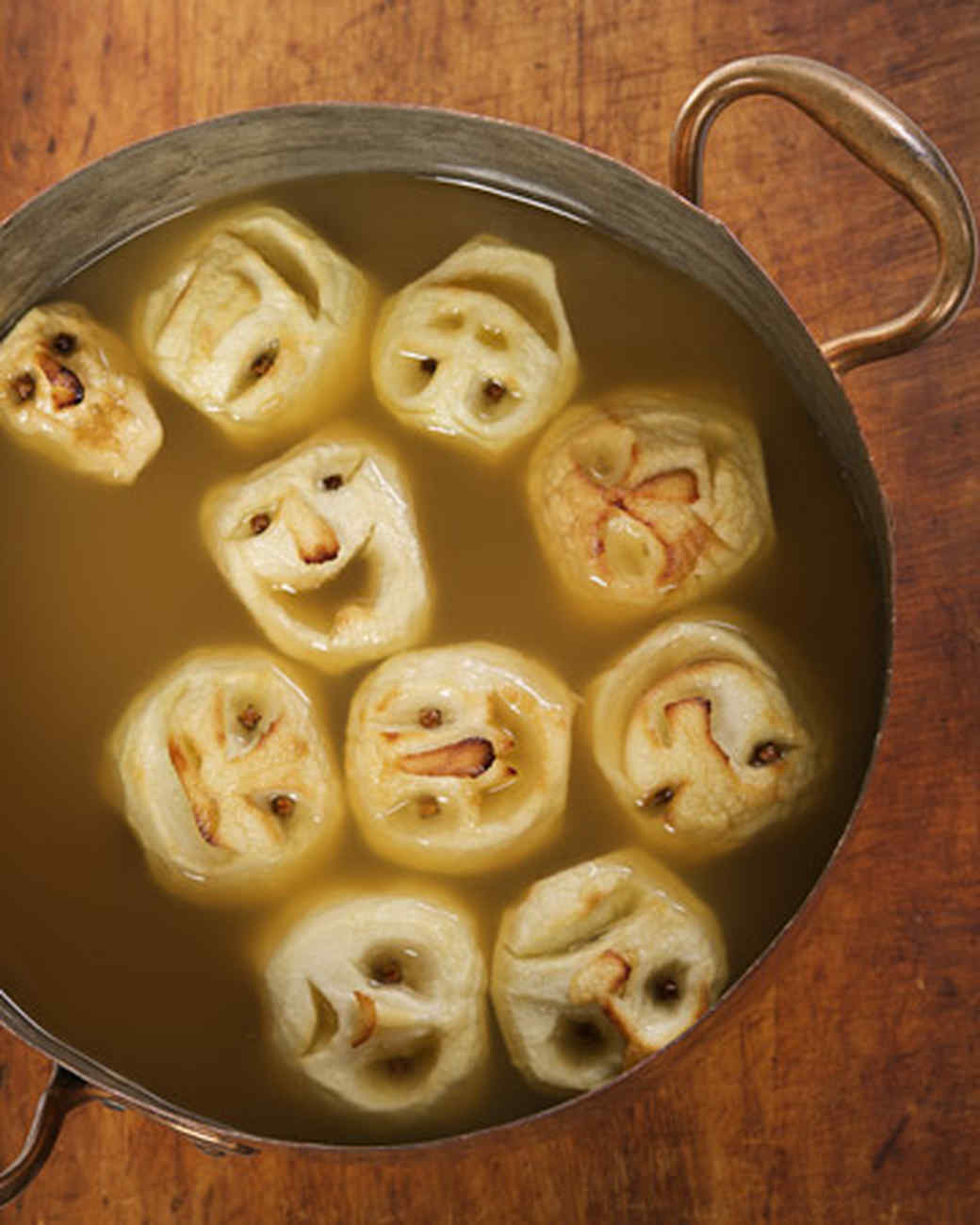 13 hauntingly good halloween potluck ideas martha stewart - Gruesome Halloween Food
