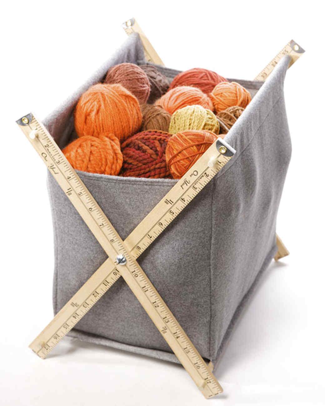 Yarn Basket