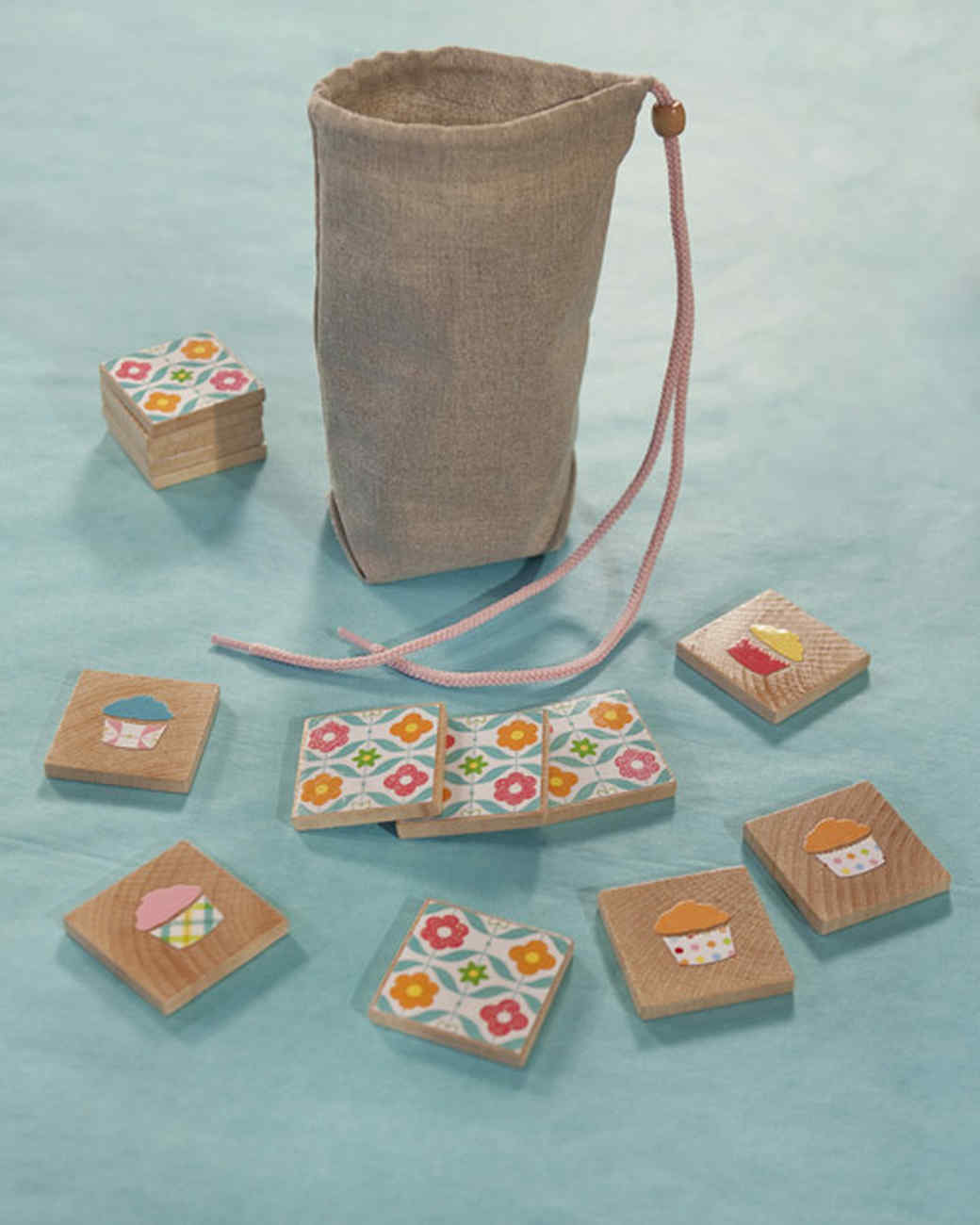 Matching Memory Game Craft