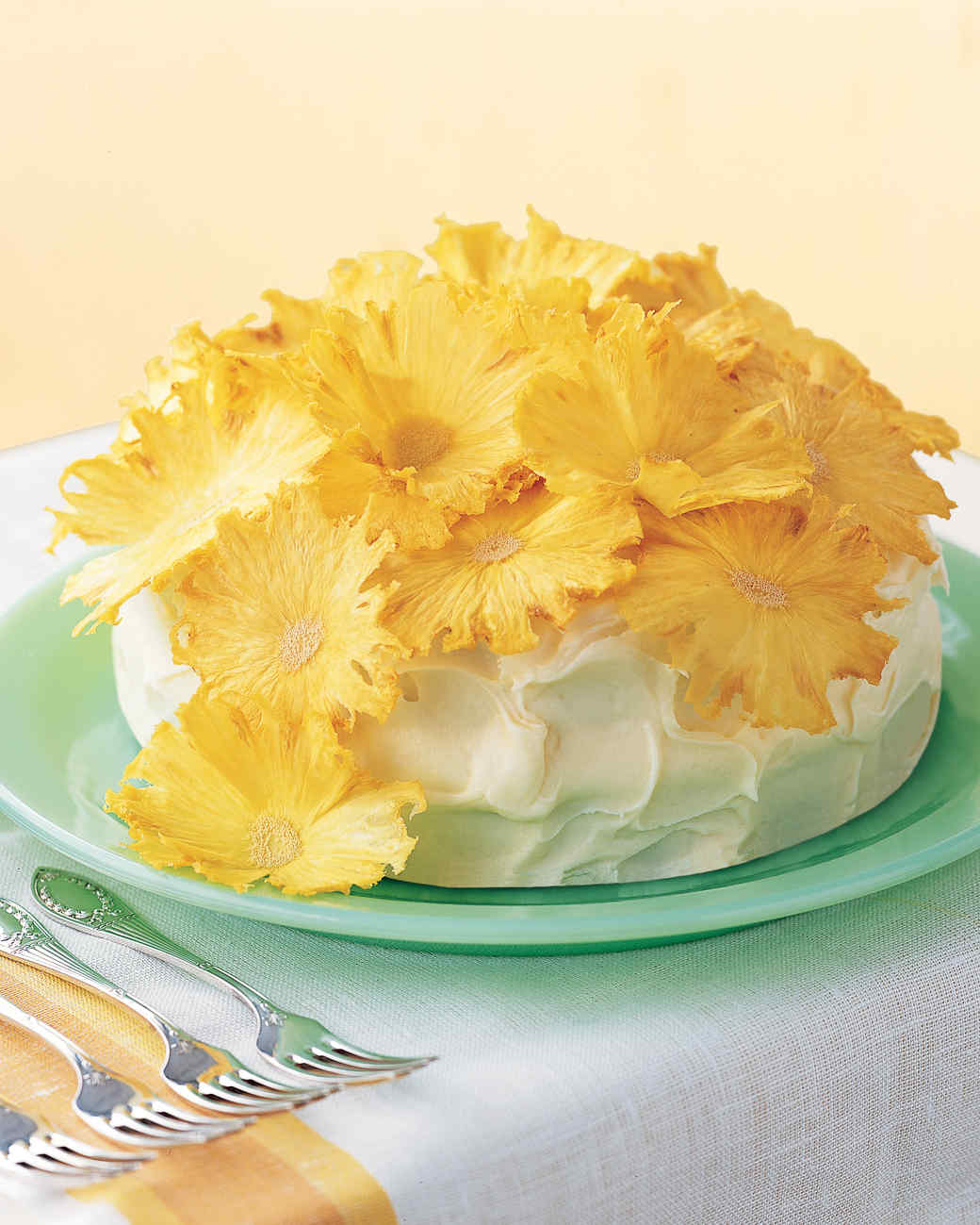Pineapple Cake Frosting Recipe: Classic Cake Recipes