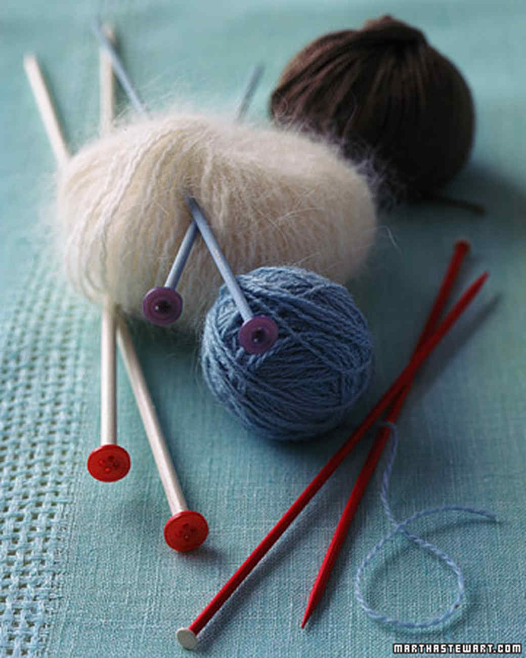 Custom Knitting Needles