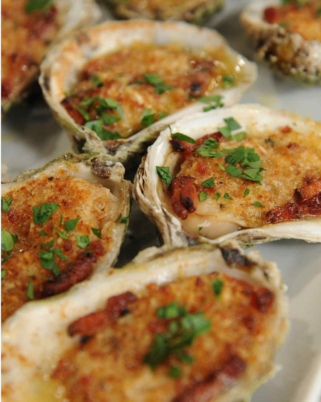 how to clean oysters for crafts