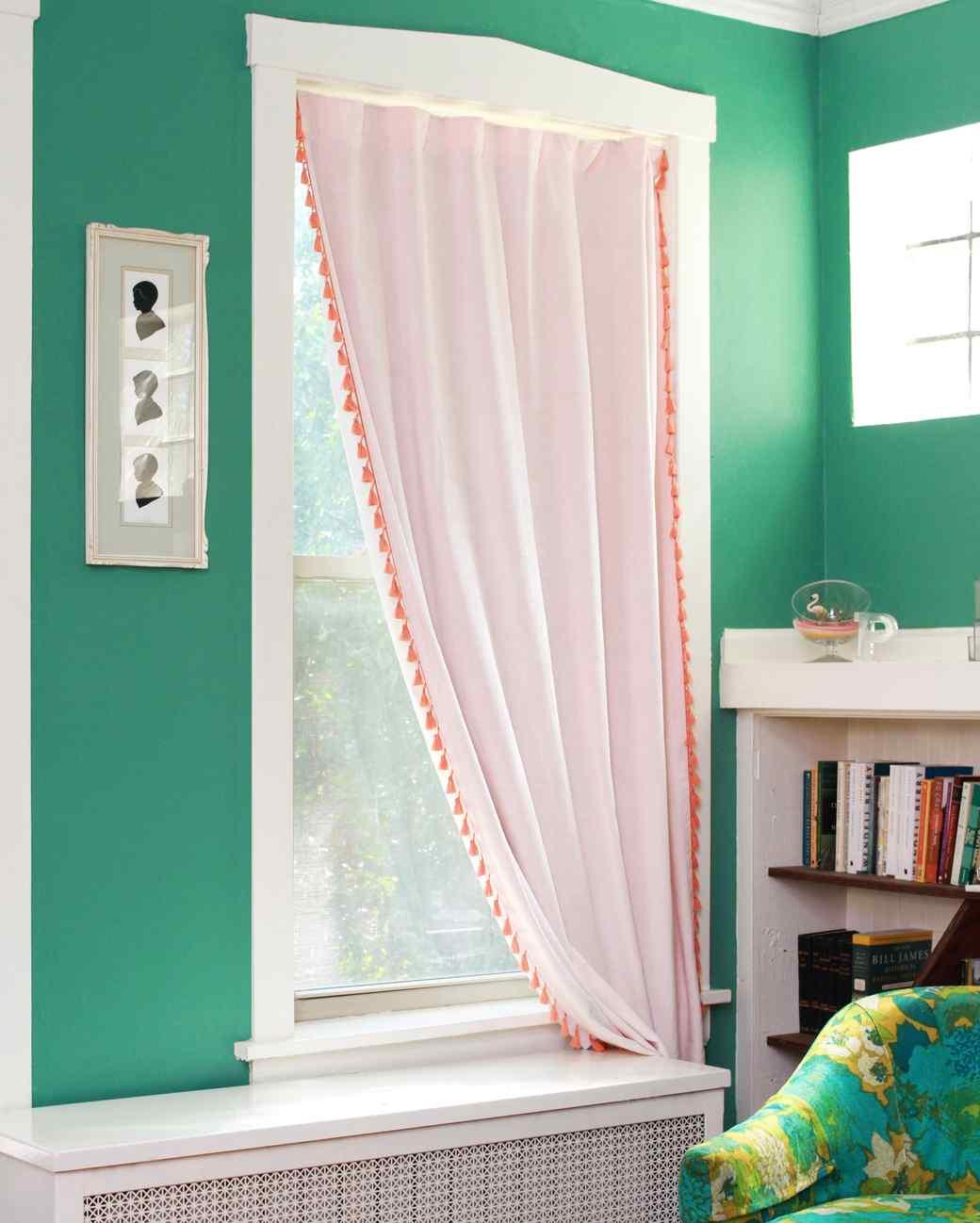 No Sew Blackout Curtains Martha