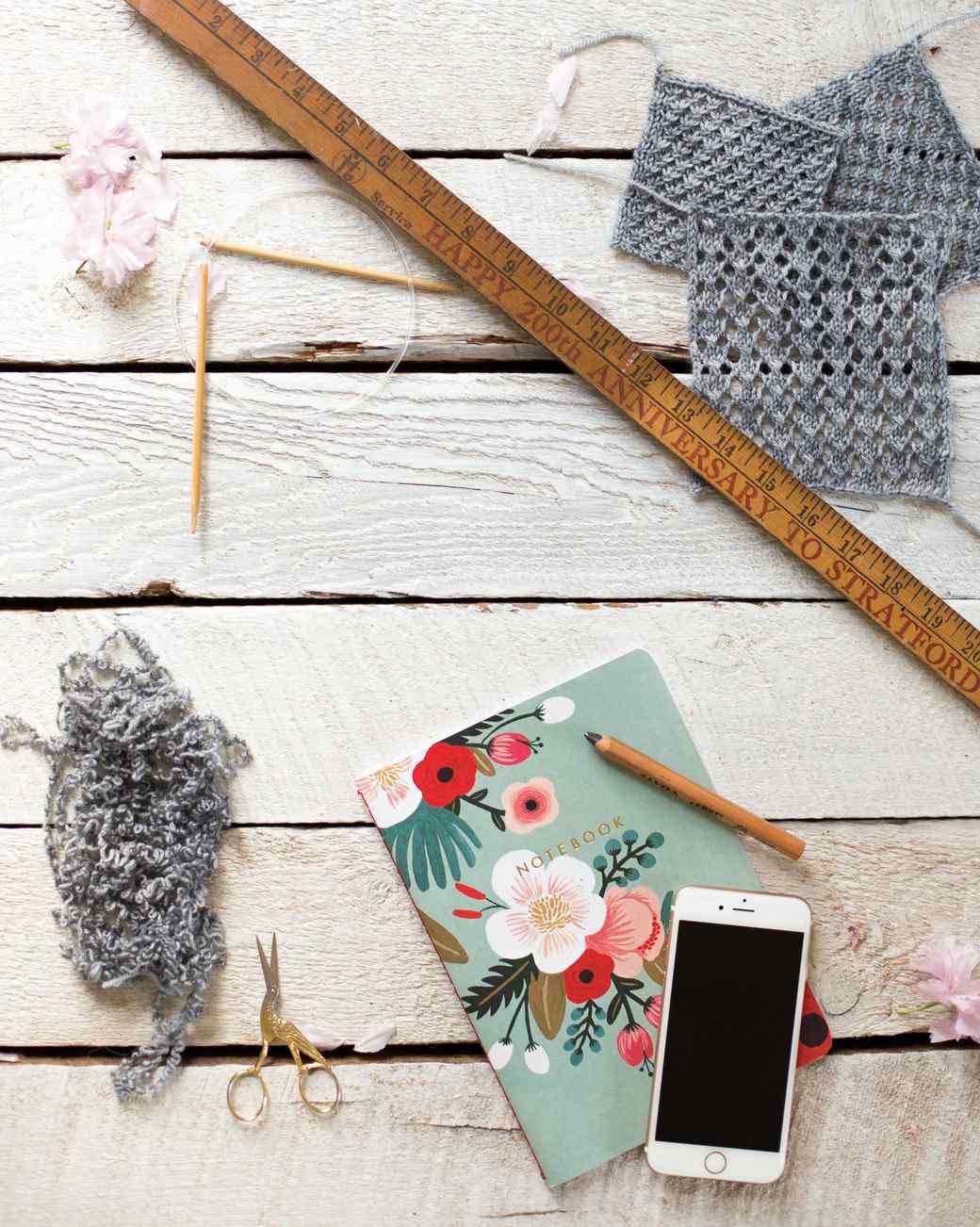 How to Make a Lace Shawl | Martha Stewart