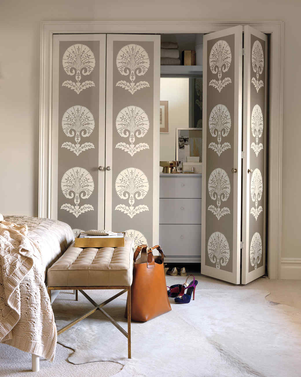 Door Projects | Martha Stewart
