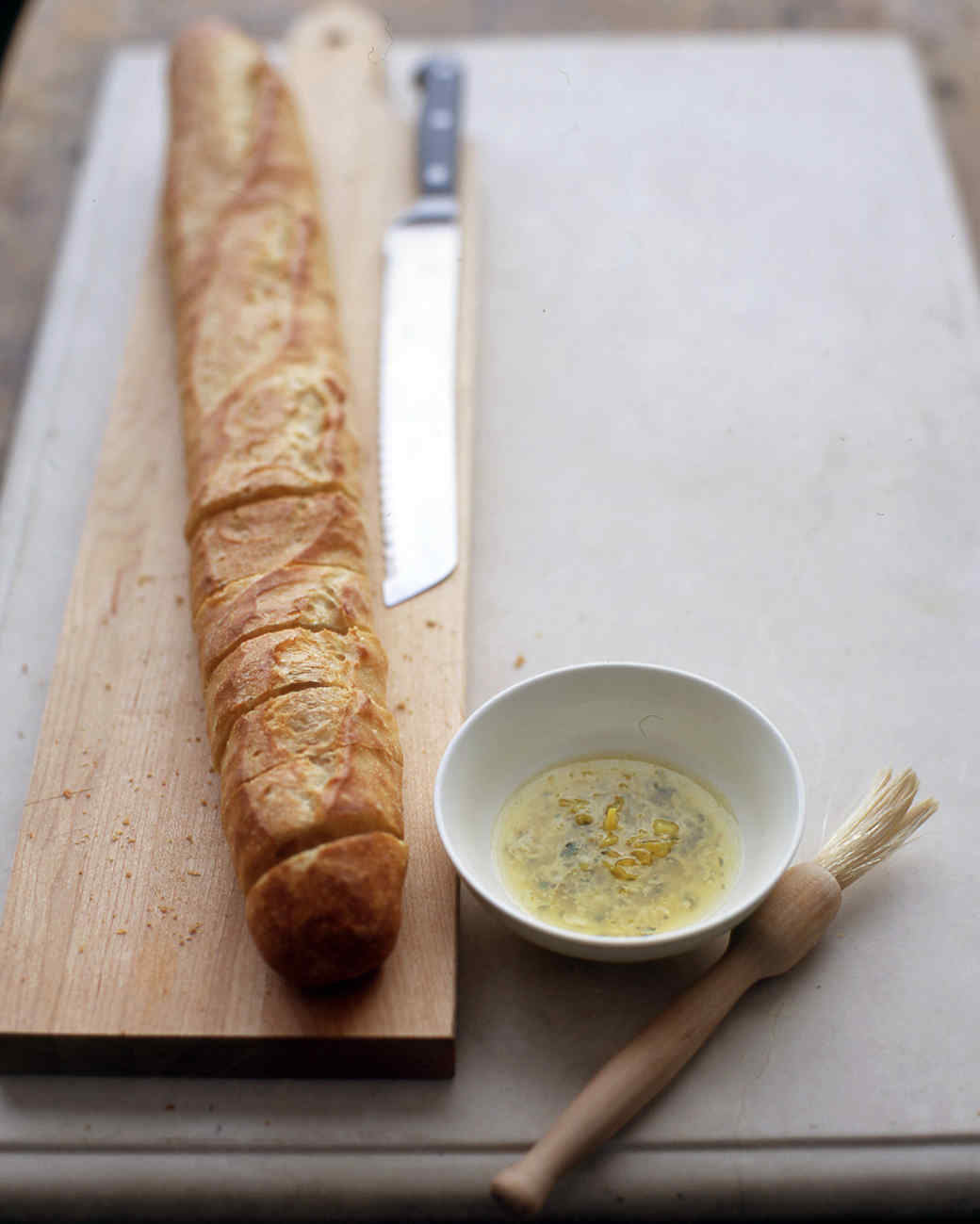 Lemon-Herb Bread