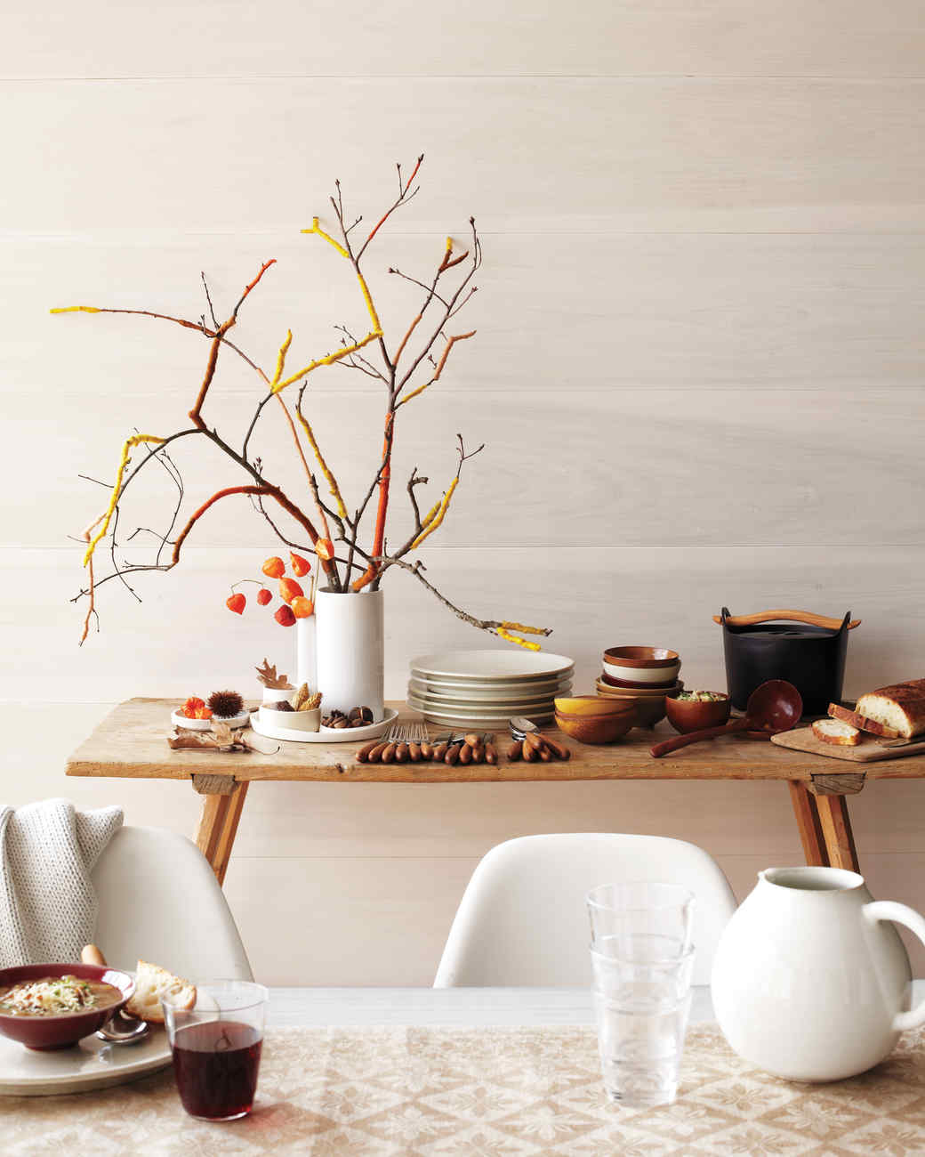 Tree Centerpieces Time To Branch Out With Your Table Displays