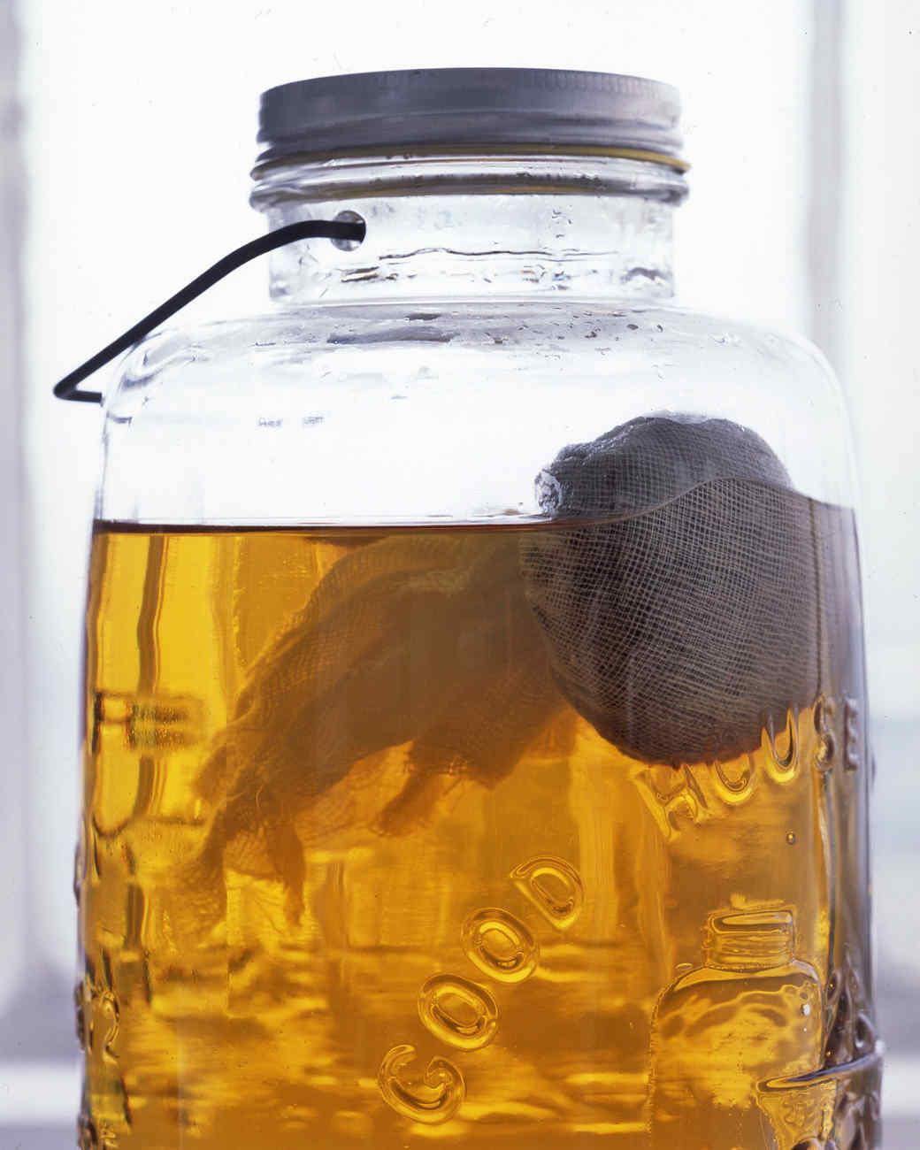 Herbal Sun Tea